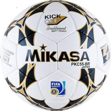 Футбольный мяч Mikasa PKC55BR-1 №5 white/black
