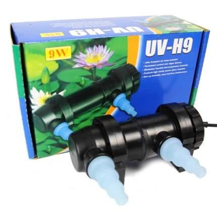 Ультрафиолетовый стерилизатор для аквариумов Jebo UV-H, до 680л, 9 Вт