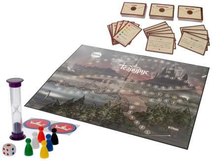 Настольная игра Рыжий Кот Тезаурус. Повелители слов