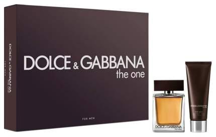 Парфюмерные наборы Dolce & Gabbana The One For Men Set 100+75 мл
