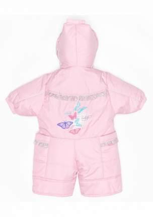 Комбинезон Malek-Baby Весна-Осень Розовый 207Т р.62 см