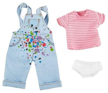 Одежда художницы для куклы Хлоя Kruselings 23 см