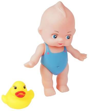 """Набор игрушек для ванны """"Малыш и утенок"""" Крошка Я"""