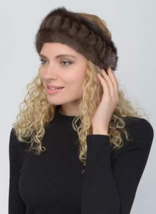 Повязка женский Каляев GU002N1W коричневый 57-58