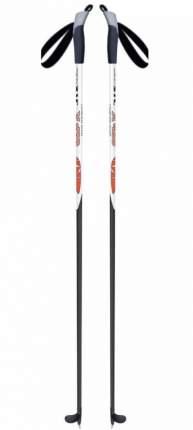 Палки лыжные 100% стекловолокно, рост 110 stc X400, красный