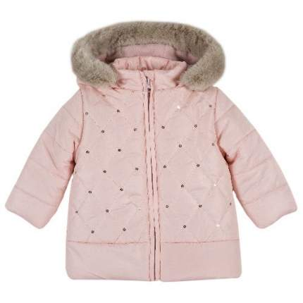 Куртка Chicco для девочек р.80 цв.розовый