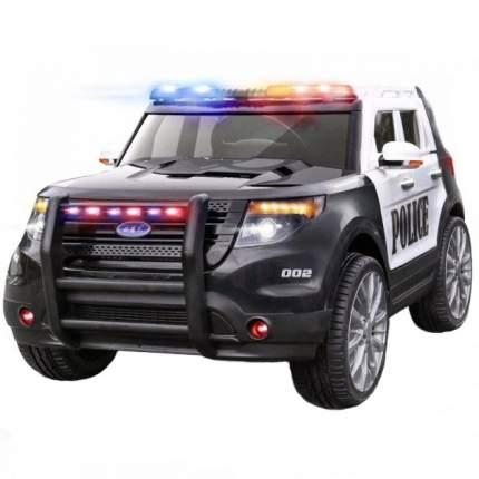 Детский электромобиль Barty Ford Полиция, Черно-белый
