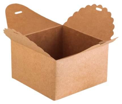 Коробки сборные для сладкого, 5 штук, 14x14x9 см, арт. 3567533
