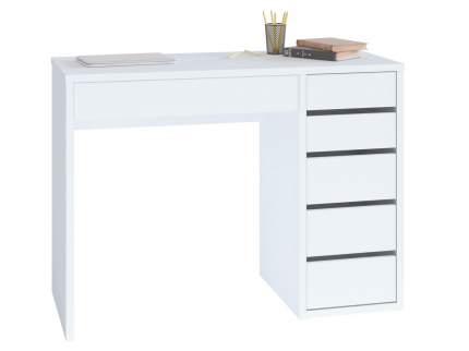 Компьютерный стол Тайга СПм-10 Белый, Правый, белый