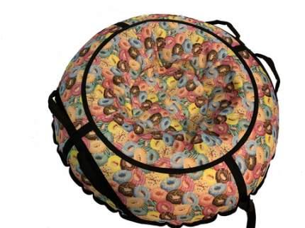 Санки ватрушка SnowDream Glamour Maxi 100 Пончики