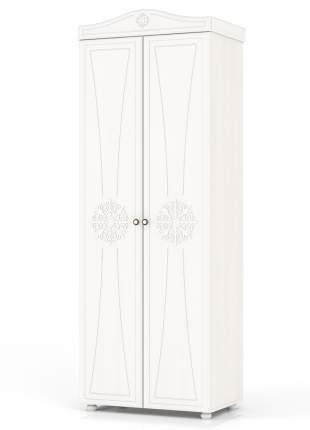 Платяной шкаф Мебельный Двор Онега ШК-31 80х50х224, белый