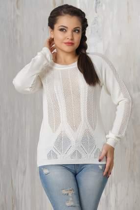 Джемпер женский VAY 4400 белый 48 RU