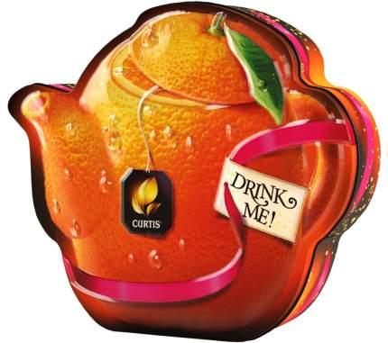 Чай Curtis Drink Me! Orange Chocolate Teapot черный листовой с добавками 70 г