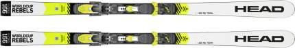 Горные лыжи Head WC Rebels i.GS RD Team + FREEFLEX EVO 11 2020, 138 см