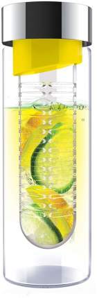 Бутылка Asobu Flavour It 480 мл желтая