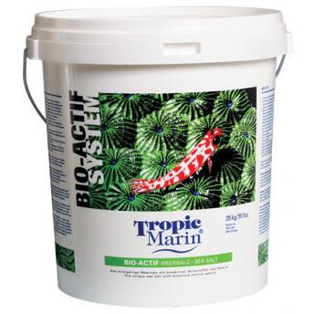 Морская соль Tropic Marin Bio-Actif 25 кг