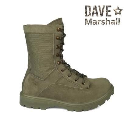 """Ботинки Dave Marshall Howard О-8"""", олива, 41 RU"""