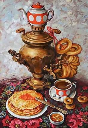 """Алмазная вышивка Гранни """"Царский чай"""", 48x70 см"""