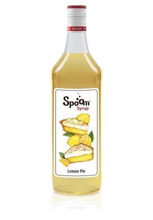 Сироп Spoom лимонный пирог