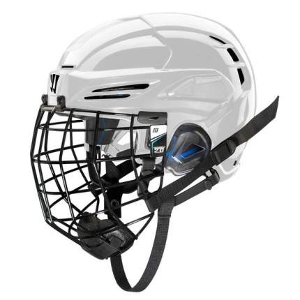 Шлем Warrior Covert PX2 Combo SLVCage белый S