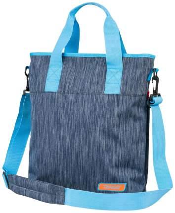 Дорожная сумка Target Титаниум синяя 37 x 34 x 5