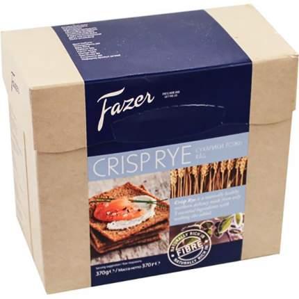 Сухарики Fazer crisp rye ржаные 370 г