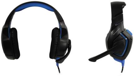 Игровые наушники Dialog Gan-Kata HGK-31L 7.1 Blue/Black