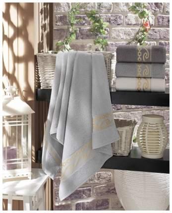 Набор полотенец DO&CO freesia белый, серый