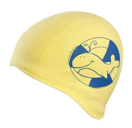 Шапочка для плавания Fashy Bubble Cap yellow