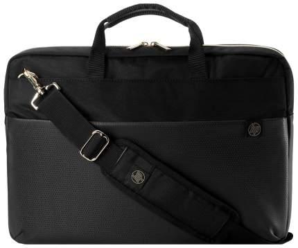 "Сумка для ноутбука 15.6"" HP Pavilion Accent Briefcase Black/Silver"