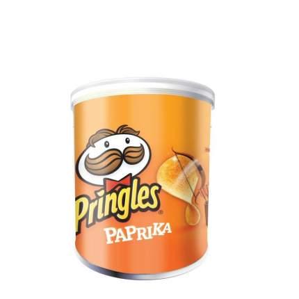 Чипсы Pringles паприка 40 г