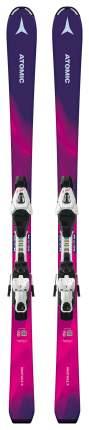 Горные лыжи Atomic Vantage Girl X ETM PR 2018, 130 см