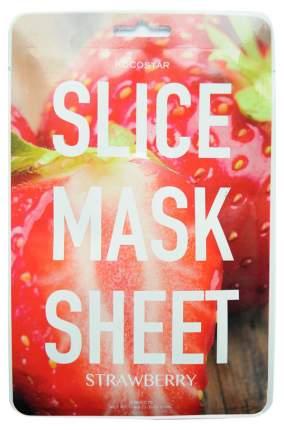 Маска для лица Kocostar Slice Mask Sheet - Strawberry 20 г