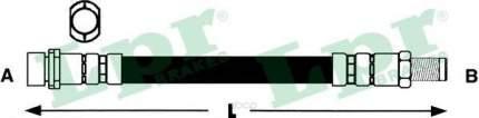Шланг тормозной системы Lpr 6T48198 задний