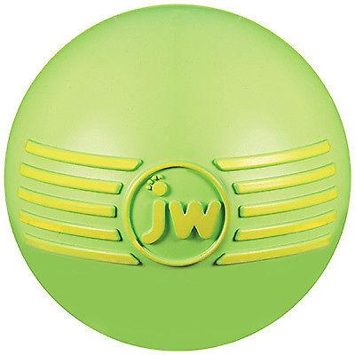 Игрушка для собак J.W. Мяч с пищалкой iSqueak Ball Lg JW43032/30322