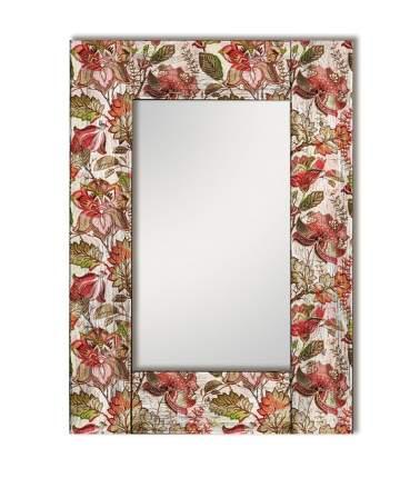 Настенное зеркало Цветы Прованс 50 х 65 см