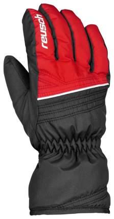 Перчатки Reusch Alan Junior красные, размер 6