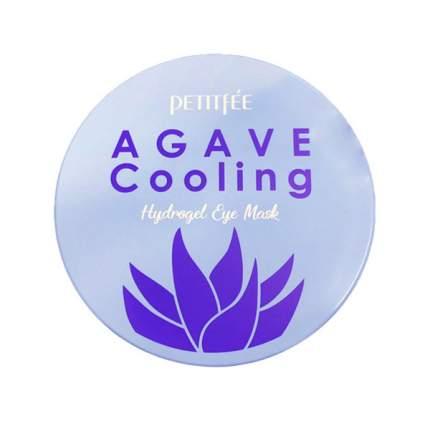 Патчи для глаз Petitfee Agave Cooling Hydrogel 60 шт