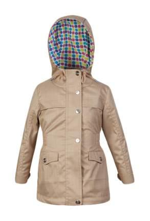 Куртка для девочки OLDOS 3К1701-2 Флавия песочный 122