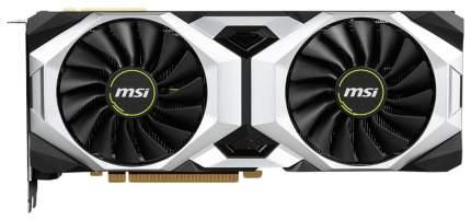 Видеокарта MSI Ventus GeForce RTX 2080 (RTX 2080 VENTUS 8G OC)