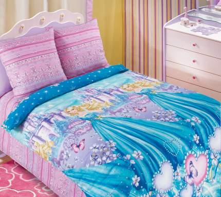 Комплект Детского постельного белья Золушка 1,5 спальный