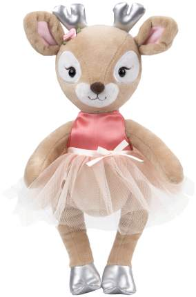 Мягкая игрушка Angel Collection Олененок Николь в платье