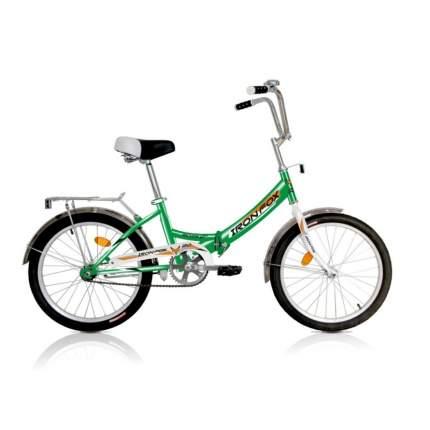 "Велосипед Iron Fox Rider 2018 20"" зеленый"