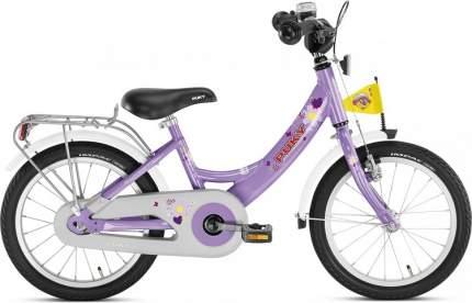 Велосипед двухколесный Puky ZL 16-1 Alu 4224 lilac сиреневый