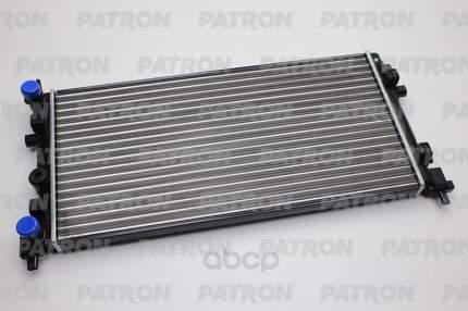 Радиатор охлаждения PATRON для Volkswagen Polo 1.2, 1.4, 1.6 2009- PRS4035
