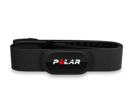 Нагрудный кардиодатчик Polar H10 черный