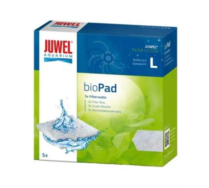 Губка для внутреннего фильтра Juwel Bio Pad L для Standart, синтепон, 5 шт, 40 г