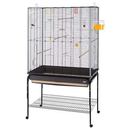 Клетка-вольер Ferplast Planeta для мелких и средних птиц, на подставке, 97х58х116,5 см