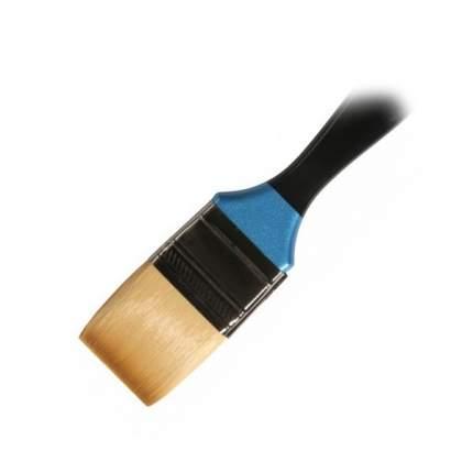 "Daler Rowney Кисть синтетика флейц 1.5"" (3.8см) короткая ручка AQUAFINE Daler-Rowney"