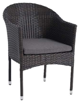 Кресло для гостиной 4sis 79х61х57 см, коричневый